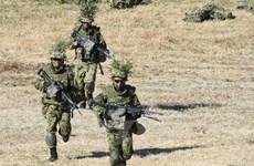 Lực lượng vũ trang Nhật Bản và Anh có thể chia sẻ đạn dược