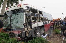 Xe ôtô chở khách đi vãn cảnh chùa gặp nạn, 2 người tử vong
