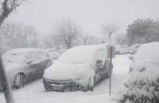 Hiện tượng thời tiết cực đoan gây thiệt hại nặng nề cho châu Âu