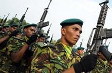 Sri Lanka bắt giữ hơn 500 binh sỹ đào ngũ chỉ trong một ngày
