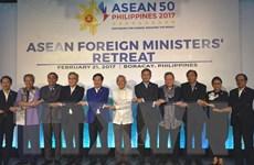 Hội nghị hẹp Bộ trưởng Ngoại giao ASEAN bàn nhiều vấn đề nóng