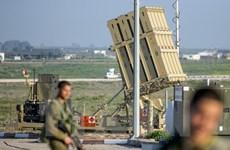 Israel tiến hành nâng cấp hệ thống phòng thủ tên lửa Vòm Sắt