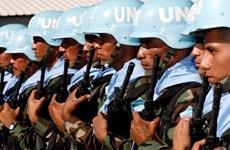Phái bộ gìn giữ hòa bình Liên hợp quốc không kích ở CH Trung Phi