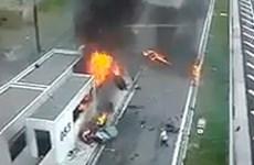 Thiếu gia lái xe Porsche gây tai nạn kinh hoàng làm 4 người chết