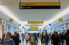 Du lịch Mỹ đang mất điểm do chính sách nhập cư khắt khe