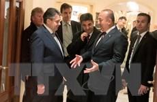 Đức và Thổ Nhĩ Kỳ nhất trí từng bước cải thiện mối quan hệ