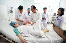 Bốn bệnh viện phối hợp cứu sống thai phụ bị biến chứng vỡ tử cung