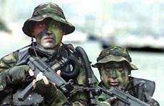 Nhóm biệt kích hải quân tiêu diệt bin Laden sẽ dự tập trận ở Hàn Quốc
