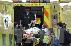 4 người chết trong vụ nổ súng bên ngoài tòa nhà Quốc hội Anh