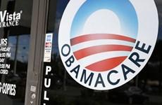 Ông Trump rút lại dự luật chăm sóc sức khỏe thay thế Obamacare