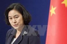Trung Quốc phản đối một thứ trưởng Nhật Bản thăm Đài Loan