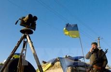 Nhóm tiếp xúc ba bên về Ukraine nhất trí về ngừng bắn từ ngày 1/4