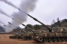Ấn Độ nhập 100 khẩu pháo tự hành K-9 cải tiến của Hàn Quốc