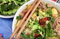 [Video] CNN gợi ý 5 món bún nhất định phải thử khi đến Hà Nội