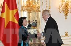 Chủ tịch Quốc hội Nguyễn Thị Kim Ngân hội kiến Tổng thống CH Séc