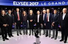 """Bầu cử Pháp: Cơ hội chia đều cho bốn ứng cử viên """"tiềm năng"""""""