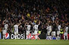 Barcelona câm lặng tại Nou Camp, Juventus thăng hoa phòng ngự