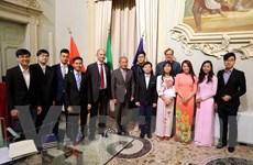 Trường đại học Italy muốn tiếp nhận thêm nhiều sinh viên Việt Nam
