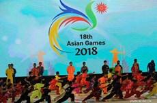 Đại hội thể thao châu Á 2018 sẽ có nhiều môn thi đấu mới lạ