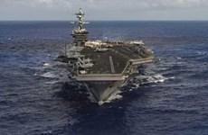 Bình Nhưỡng tố cáo tàu sân bay Mỹ sắp tới chiến trường Triều Tiên