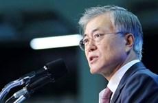 Ứng viên tổng thống Hàn Quốc công bố loạt chính sách về Triều Tiên