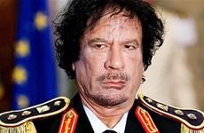 ICC công khai lệnh bắt giữ lãnh đạo an ninh Libya thời Gaddafi