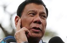Tổng thống Philippines mềm mỏng trước hành động của Trung Quốc