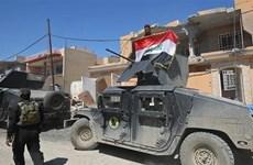 Iraq giành lại một số khu vực ở phía Nam Mosul từ tay IS