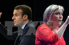 Bầu cử Pháp: Ông Macron nới rộng khoảng cách với đối thủ Le Pen