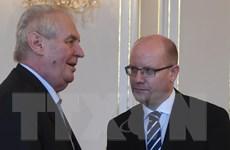 Thủ tướng Séc Bohuslav Sobotka bất ngờ rút lại quyết định từ chức