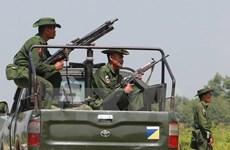 Chính phủ Myanmar và các nhóm vũ trang đàm phán về việc ngừng bắn