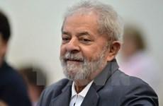 Cơ quan tư pháp Brazil ra lệnh đình chỉ hoạt động của Viện Lula