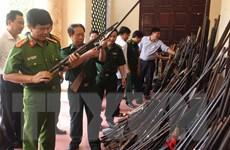 Thanh Hóa vận động đồng bào giao nộp trên 2.000 súng, nòng súng
