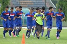 U20 Việt Nam sẵn sàng bước vào thử thách FIFA U20 World Cup