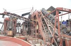 Hà Nội quyết xử lý vi phạm khai thác khoáng sản trên lòng sông