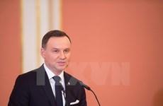 Tổng thống Ba Lan đề xuất tăng ngân sách dành cho quốc phòng
