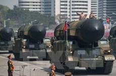 """Hàn Quốc """"choáng váng"""" với chương trình phát triển tên lửa Triều Tiên"""