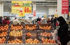 Nga: Nhập khẩu từ các nước không thuộc SNG tăng gần 23%