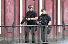 Cảnh sát Anh bắt đối tượng liên quan đến vụ đánh bom ở Manchester
