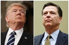 FBI từ chối cấp tài liệu mật của ông Comey và Tổng thống Mỹ Trump