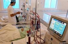 [Video] 10 bệnh nhân chạy thận được cấp cứu ở bệnh viện Bạch Mai