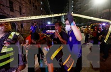 Khu nghỉ dưỡng ở Philippines bị tấn công, IS nhận trách nhiệm