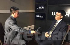 Uber và tham vọng có mặt tại tất cả các thành phố của Việt Nam
