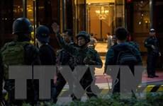 Tổng thống Mỹ Donald Trump nói gì sau vụ tấn công tại Manila?