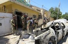 Lực lượng bán quân sự Iraq giành lại thị trấn do IS kiểm soát