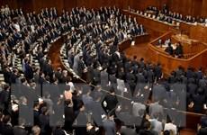 Quốc hội Nhật Bản thông qua luật cân đối lại số ghế hạ viện