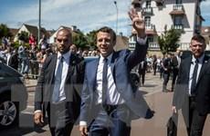 Đảng của Tổng thống Macron dẫn đầu trong cuộc bầu cử Hạ viện Pháp