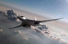 Máy bay ném bom chiến lược của Nga tuần tra tại Biển Baltic