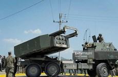 Nga cáo buộc Mỹ triển khai các Hệ thống pháo phản lực tại Syria
