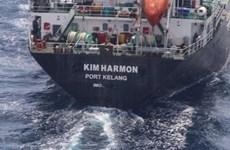 Tàu chở dầu bị chìm ngoài khơi Malaysia làm 6 thủy thủ mất tích